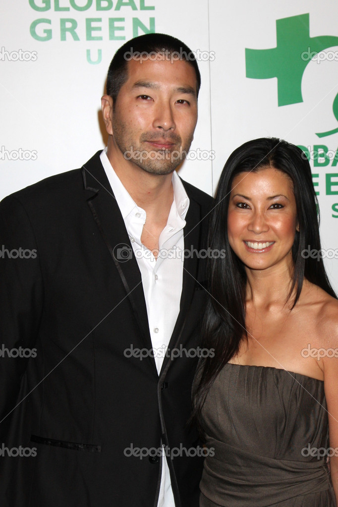 Lisa Ling & husband – Stock Editorial Photo © Jean_Nelson ...