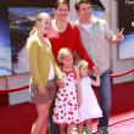 Sean Astin family — Stock Photo #13071216