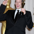 Director Pete Docter, winner of Best Animated Feature award for 'Up,' — Stock Photo