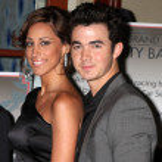 Kevin Jonas & Wife Danielle — Stock Photo
