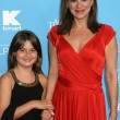 Nancy Lee Grahn & Daughter Kate - Stock Photo