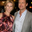 Greg Kinnear & Wife - Stock Photo