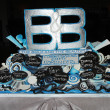 Foto Stock: Cake celebrating Emmy Nominations for 2011