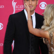 Chuck Wicks & Julianne Hough - 图库照片