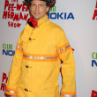 Stock Photo: Josh Meyers as Firefighter