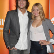 Scott Michael Foster, Spencer Grammer - Foto Stock