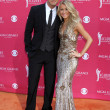 Chuck Wicks & Julianne Hough - Lizenzfreies Foto