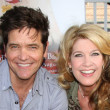Постер, плакат: Michael Damian and wife Janeen Damian