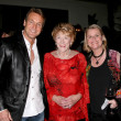 Doug Davidson, Jeanne Cooper and Cindy Fisher — Stock fotografie #13078772