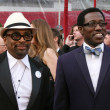 Spike Lee & Wesley Snipes — Stock Photo #13079097