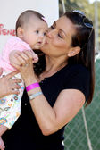 Constance Marie — Stock Photo