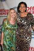 Linda Koopersmith and Jodie Watson — Stock Photo
