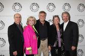 Barry Livingstone, Tina Cole, Tom Considine, Ronne Troup, Stanley Livingsto — Stock Photo