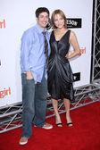 Jason Biggs and Jenny Mollen — Stock Photo