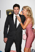 Brody Jenner, Linda Thompson — Stockfoto
