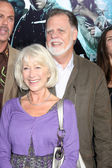 Helen Mirren & Taylor Hackford — Stock Photo