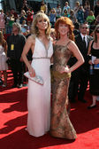 Cheryl Hines & Kathy Griffin — Stock Photo