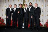 Sir Ben Kingsley, Robert DeNiro, Sean Penn, Michael Douglas, Adrien Brody, Sir Anthony Hopkins — Stock Photo