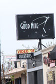 Good Nite Bar — Stock Photo