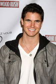 Robbie Amell — Stock Photo