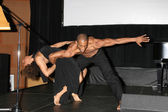 Desmond Richardson & Sarita Allen — Foto de Stock