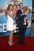 Luke Bain, Lauren Bain, parents — Stock Photo