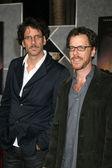 Joel & Ethan Coen — Stock Photo