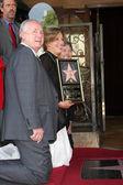 Emma Thompson & Tom LeBonge — Stock Photo