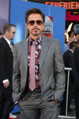 Robert Downey Jr — Stock Photo