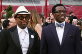 Spike Lee & Wesley Snipes — Stock Photo