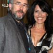 Richard Schiff, Lisa Edelstein - Stock Photo