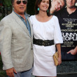 Don Johnson & wife Kelley Phleger Johnson — Lizenzfreies Foto