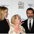 Stock Photo: Melanie Griffith, Tippi Hedren, Antonio Banderas