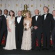 Christopher Walken, Cuba Gooding Jr. Sally Bell, Kim Ledger, Kate Ledger, Alan Arkin, Kevin Kline, and Joel Grey — Stock Photo