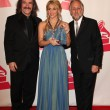 Stock Photo: Luis Cobos, Shakira, Neil Portnow