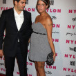 Eli Roth, Peaches Geldof  — Foto Stock