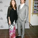 Angelina Jolie & Brad Pitt — Stock Photo #13085871