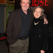 ������, ������: Wes Craven & wife
