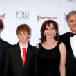 Marilu Henner, Sons, Husband — Stock Photo