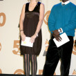 Foto Stock: Taylor Swift & Akon