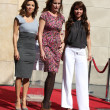 Eva Longoria Parker, Andie MacDowell, & Kate del Castillo — Stock Photo