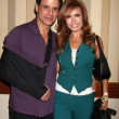 Christian LeBlanc, Tracey Bregman — Stock Photo