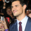 Taylor Lautner - Stock Photo