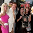 Jennifer Elise Cox, Wink Martindale, Crystal Gayle, Kate Linder, Tanya Tucker — Stock Photo