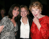 Kate Linder, Kay Alden & Jeanne Cooper — Stock Photo