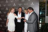 Portia DeRossi, Neil Lane, Ellen DeGeneres, & Mark Light — Stock Photo