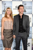 Claire Danes & Hugh Dancy — Stock Photo