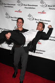 Christian LeBlanc & Scott Reeves — Stock Photo