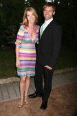 Catherine Oxenberg & Casper Van Dien — Stock Photo