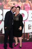Ben Falcone, Melissa McCarthy — Stock Photo
